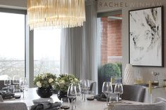 Dining Room | Rachel Winham Interior Design