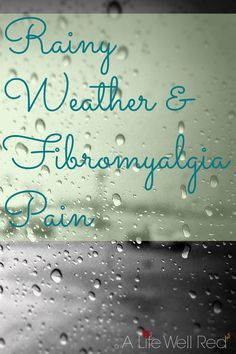 I ALWAYS experience an increase in my Fibromyalgia chronic pain levels when the humidity levels go up and there's a storm. I have also read there is no connection between the two. This article offers factual evidence that may lead to a different conclusion. *Post Now For Later ♥
