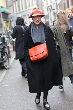 Street style in Amsterdam | MisjaB.nl                                                                                                                                                                                 More