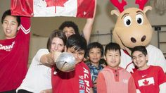 The Canadian Olympic Activity Challenge Cards encourage and motivate kids across the country to be active for 60 minutes a day. They will be introduced to various sports included in the Summer and … Softball Canada, Olympic Team, Olympics, Challenges, Activities, Kids, Young Children, Boys, Children