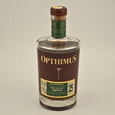 Opthimus 25 Ron Dominicano Oporto - Rom anmeldelse -  Romhatten.dk