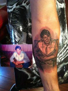 Jerod ray tattoos pinterest for 15th street tattoo