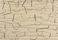 Hanns Schimansky, o.T., 1995, Bleistiftzeichnung, 18,5 cm × 25,5 cm