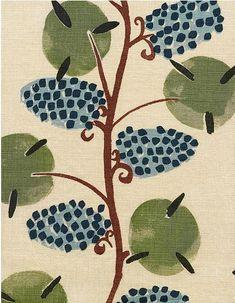 Fabrics & Linens: Ra Collection by Katie Leede in Los Angeles: Remodelista