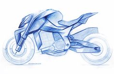 Motorcycle sketches and renderings produced with different mediums, I love using pencils the most. Motorcycles are my weaknesses and drives my passion for design and all aspects of life. Bike Sketch, Sketch A Day, Car Sketch, Car Drawings, Drawing Sketches, Sketching, Pencil Drawings, Motorbike Design, Industrial Design Sketch