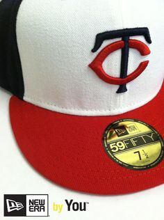 Minnesota Twins X New Era By You 59FIFTY New Era Fitted 0851505c2