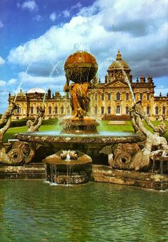 Castle Howard - North Yorkshire - England I will see u next year