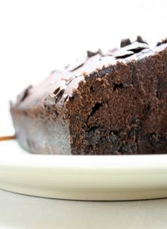Quadruple Chocolate Cake