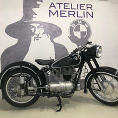 Total restoration like new 1 year of work for this results Bobber, Bmw, Merlin, 1 Year, Restoration, Exit Room, Atelier