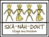 Directional Signage Ska-Nah-Doht Logo Directional Signage, Place Card Holders, Homeschool, Logo, Ideas, Ska, Logos, Homeschooling, Thoughts