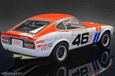 1970 BRE Datsun 240z #46 John Morton