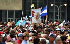 Pope canonizes 18th-century missionary