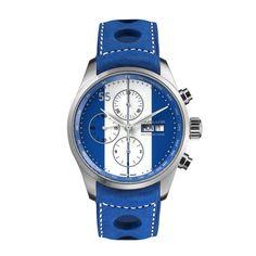 a1ca44d3ac8 Raidillon Racing Chronograph Automatic    42-C10-137 Relógios Masculinos