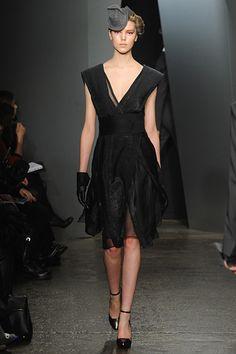 New York Fashion Week Fall 2012 - Donna Karan #nyfw