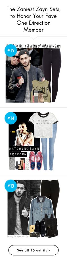 """The Zaniest Zayn Sets, to Honor Your Fave One Direction Member"" by polyvore-editorial on Polyvore"