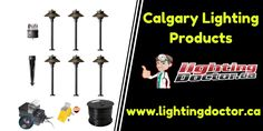 Lighting designs are unique to each building and can be important to the style of the area. Select the best Landscape Lighting products from Lighting Doctor in Calgary.  #CalgaryLightingProducts #LandscapeLightingCalgary #LightingDoctor #LightingDesign #Calgary #Alberta #Canada www.lightingdoctor.ca