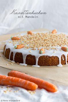 Karottenkuchen, der Beste