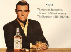 Sean Connery, who just turned 83 on Sunday, could probably still kick the shit out of any other James Bond, excepting maybe Daniel Craig. MAYBE. | 10 Vintage Ads That Were Not F#©king Around