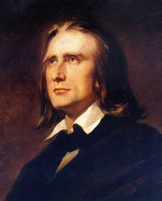 Franz Liszt: Mick Jagger of the 19th Century.