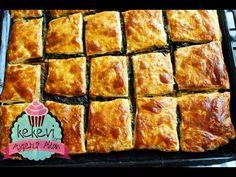 Ispanaklı Börek (Kolay El Açması Kat Kat Börek) | Ayşenur Altan Yemek Tarifleri - YouTube