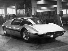 Ferrari 275 P2 Michelotti 1968.