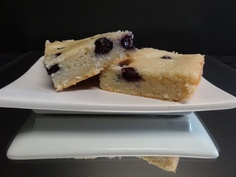 Blueberry Butter Mochi with Stevia (C and H light) Butter Mochi, Asian Desserts, Fudge, Blueberry, Sweet Tooth, Sweet Treats, Cheesecake, Deserts, Dessert Recipes