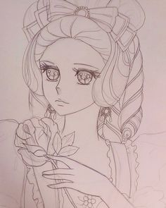 Marie Antoinette  by nanami-sakura.deviantart.com on @DeviantArt