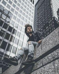 Urban Lifestyle Photography by Sanjeev Kugan - meine styles - Fotografia Portrait Photography Men, Portrait Photography Poses, Lifestyle Photography, Photography Ideas, Men Fashion Photography, Photography Camera, Photography Business, Men Portrait, Musician Photography