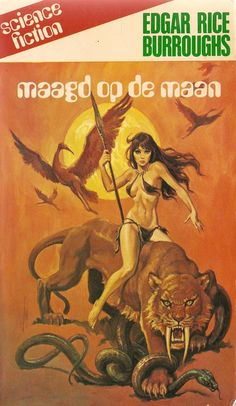 Maagd Op De Maan by peterpulp on DeviantArt Pulp Fiction Art, Pulp Art, Science Fiction, Sci Fi Books, Comic Books Art, Book Art, Vintage Comics, Vintage Art, Arte Heavy Metal