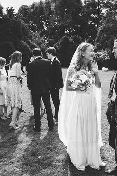 beautiful english wedding with Danish twist wedding photographer Emilie White Laure de Sagazan dress Lucy says I do stationery