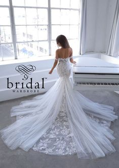 Striking back detail is what our new collections are all about. White Wedding Dresses, Wedding Gowns, Bridal Wardrobe, Stunning Dresses, Bridal Collection, Wedding Bells, Bliss, Beautiful, Instagram