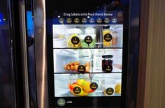 This Insane New Refrigerator Does Your Grocery Shopping For You  - Delish.com