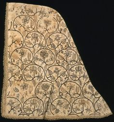 16th c Hood.  Needs attribution, but I do recognize this piece