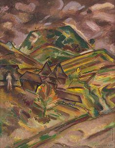 Arnold Peter Weisz-Kubínčan: Z Lužnej:1935