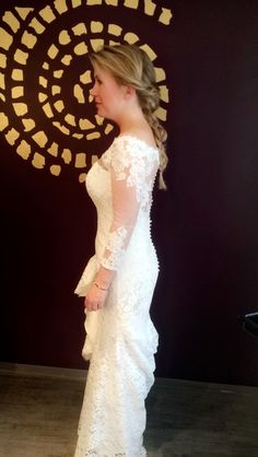 Braid bride Braids, Stylists, Wedding Dresses, Fashion, Bang Braids, Bride Dresses, Moda, Cornrows, Bridal Gowns