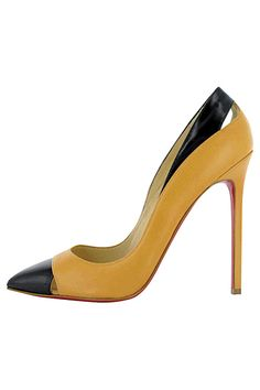 Sexy and Sophisticated. What more could a girl want? Christian Louboutin
