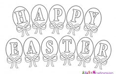 Free Christian Easter Coloring Printables