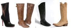 How to Wear Boots of Varying Heights