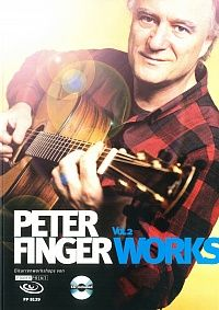 Works, m. Audio-CD. Vol.2 - Peter Finger
