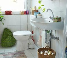 28 Small Bathroom Decorating Ideas