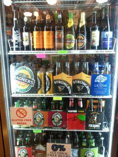 Cider Beer. The Only Beer.