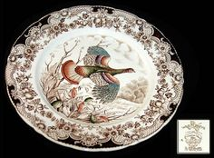 Thanksgiving China | turkey 1952 1974 although used by many as their everyday fine china ...
