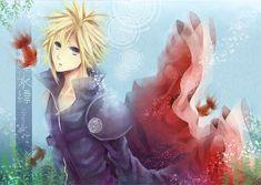 cloud_strife final_fantasy final_fantasy_vii final_fantasy_vii_advent_children