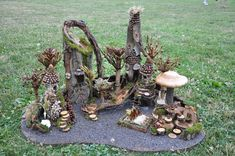 more fairy house