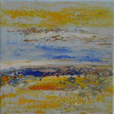 Riny Van Cleef, 2012, olieverf op doek, 20 x 20 cm.