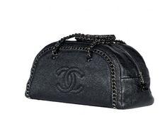 XL Chanel Calfskin Travel Bowler