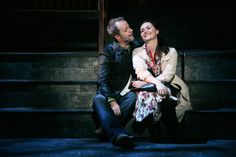 Sunshine on Leith 2010 - Magic musical woven around the music of Craig and Charlie Reid, The Proclaimers, and staged by The Dundee Rep Theatre Company, featuring an award-winning performance by Anne Louise Ross - a cousin of mine! - as Jean