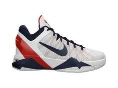 release date 6f7c5 68382 Nike Zoom Kobe 7 USA Olympic,Style code 488371-102,Kobe Bryant