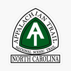 Appalachian Trail, Cool Stickers, West Virginia, New Jersey, North Carolina, Magnets, Printed, Awesome, Decals
