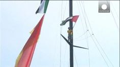 'Abu Dhabi' lidera arranque de tercera etapa de la Volvo Ocean Race